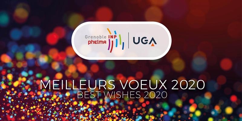 Grenoble INP - Phelma > Voeux 2020 - 880x400