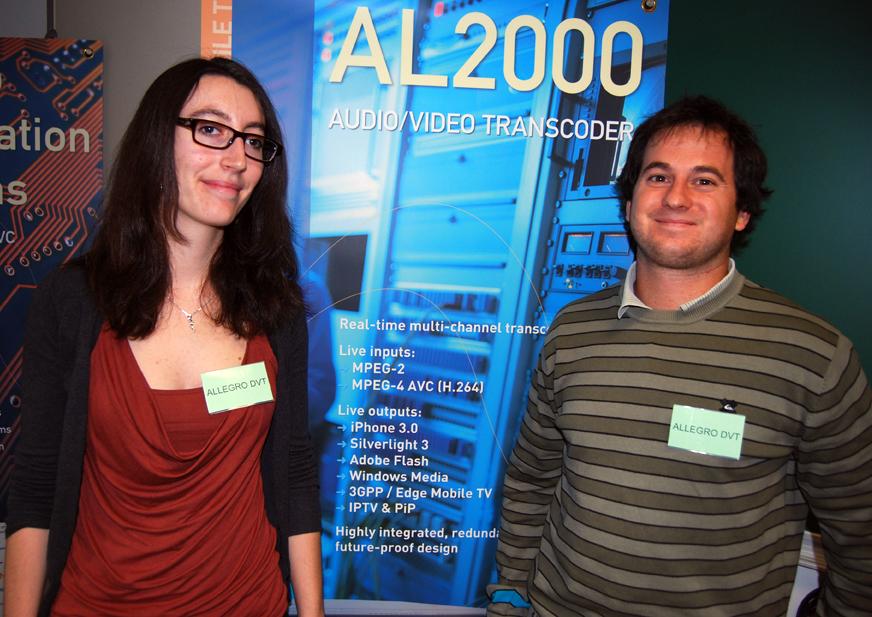 Allegro DVT - Journée des Partenaires Phelma 2012