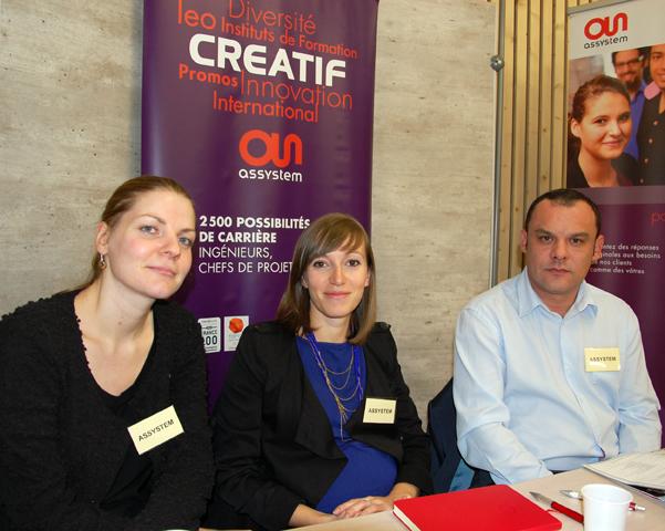 Interview Assystem - Journée des Partenaires Phelma
