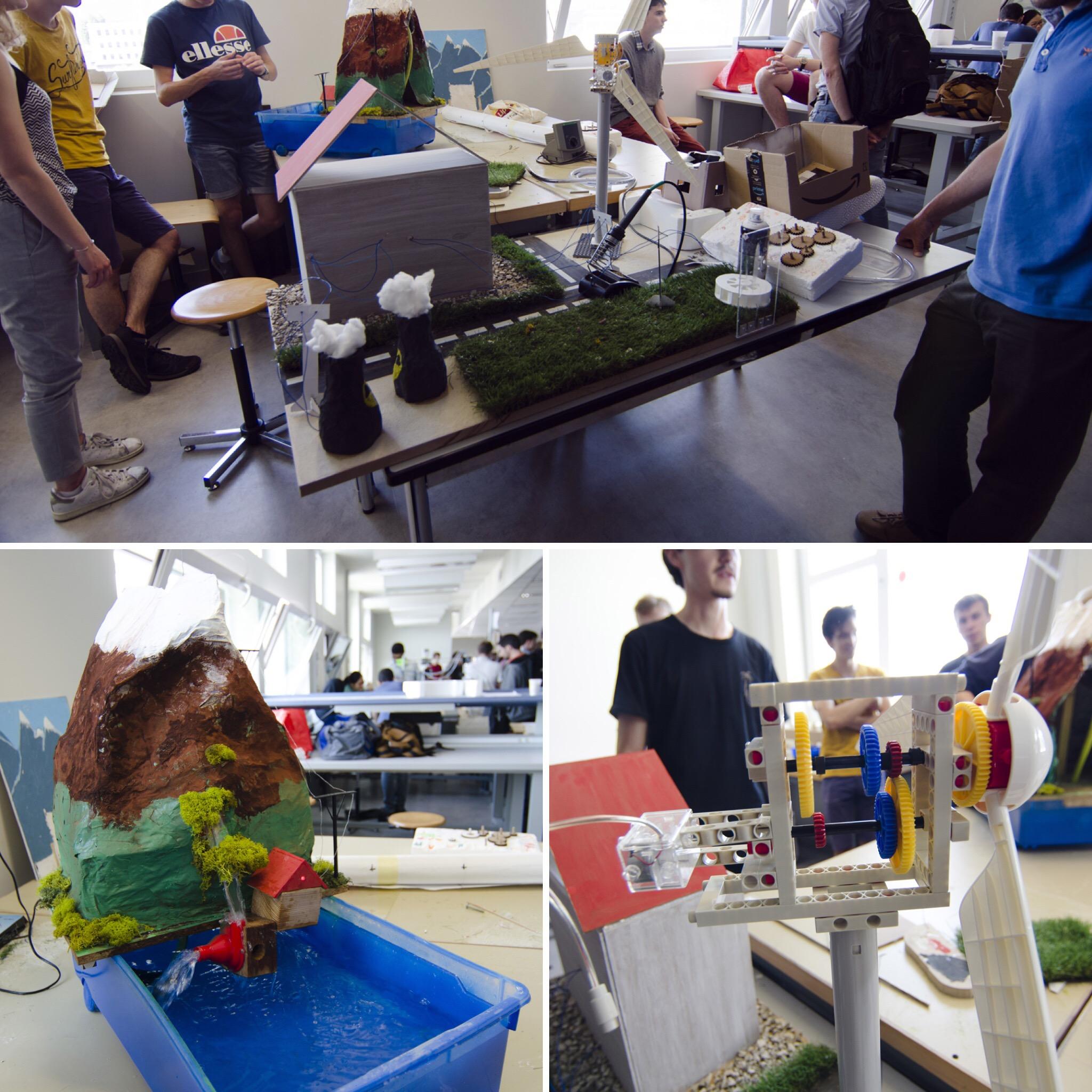 Grenoble INP - Phelma - Projets de groupes étudiants 3