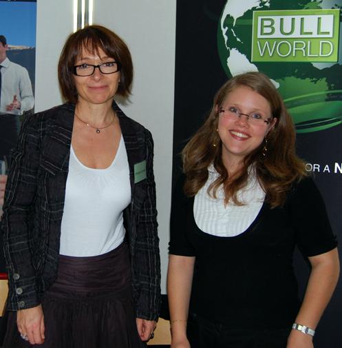 Bull Amesys - Journée des Partenaires Phelma 2012