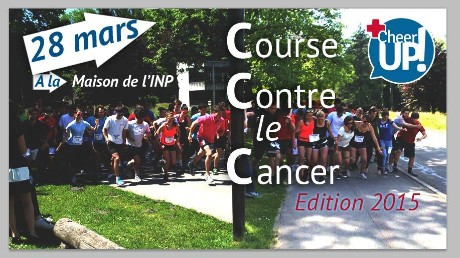 course contre le cancer