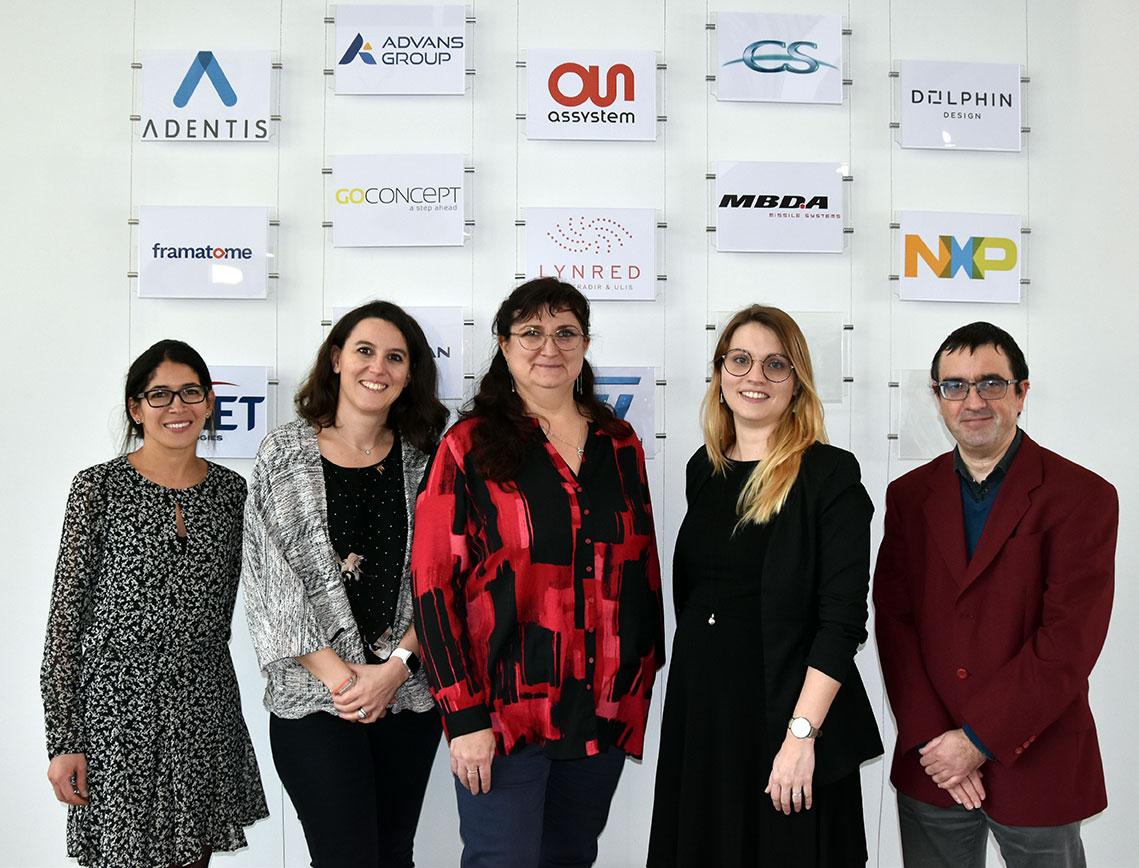 Grenoble INP-Phelma - partenariat ADENTIS -2020