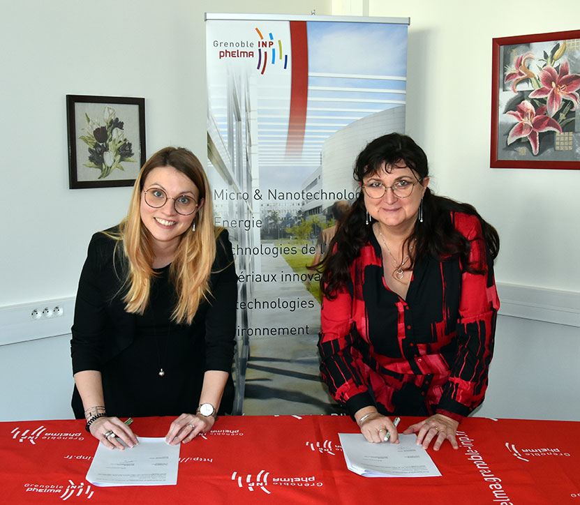 Grenoble INP-Phelma - partenariat ADENTIS -2020 - 2