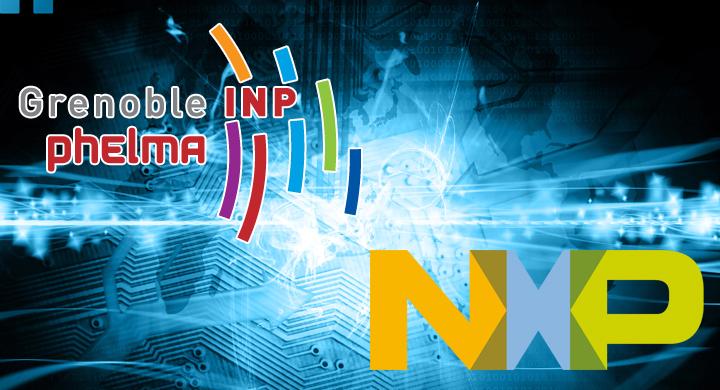 NXP et Phelma signent une convention de partenariat en 2017
