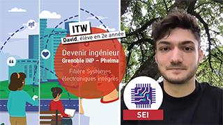 Grenoble INP - Phelma > témoignage > David - SEI