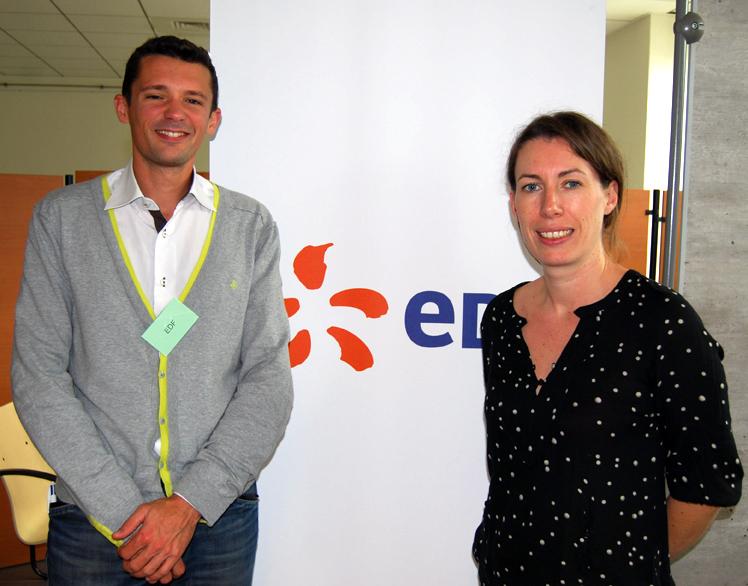EDF - Journée des Partenaires Phelma 2012