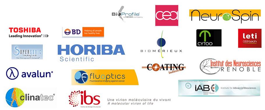 Grenoble INP Phelma filière Biomedical engineering EN companies