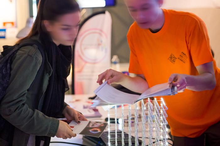 Fete de la Science 2014 - Parvis des Sciences / Experimenta 2