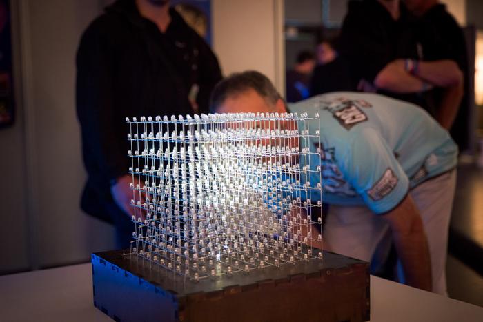 Fete de la Science 2014 - Parvis des Sciences / Experimenta 1Fete de la Science 2014 - Parvis des Sciences / Experimenta 5