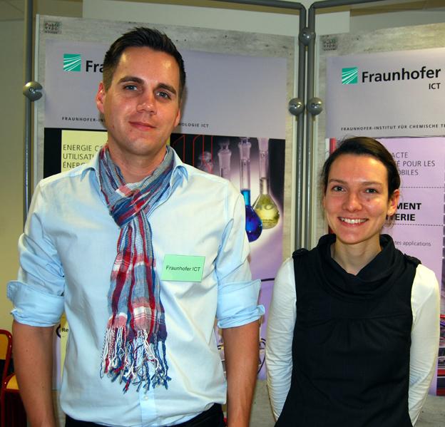 Grenoble INP - Phelma - Journée des Partenaires 2012 - Fraunhofer