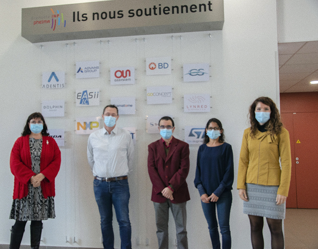Grenoble INP - Phelma / EASii IC / partenariat industriel 2