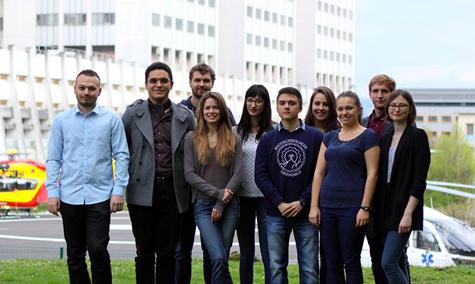 [legende-image]4 étudiants Phelma participent au concours iGEM2017, organisé par le MIT[/legende-image]