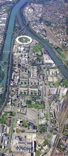 GIANT : le polygone scientifique de Grenoble