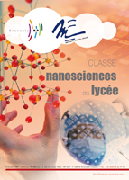 Classes Nanosciences au lycée Mounier