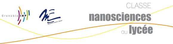 Classes nanosciences au lycée Mounier