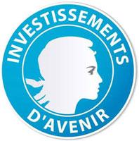 Logo - Investissement d'avenir