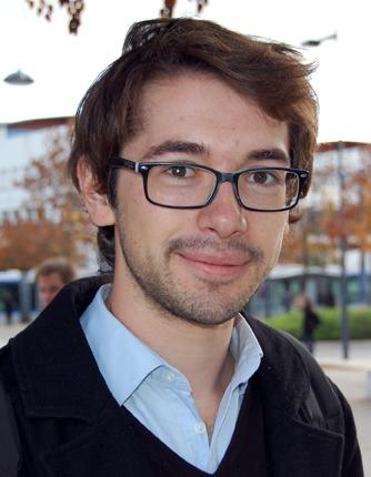 Etienne Buessler - deuxième année Phelma - filière EPEE