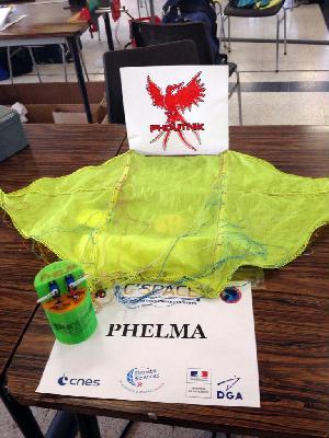 Grenoble INP - Phelma > CANSAT