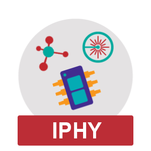 Phelma - ingénieur - IPHY - ingénierie physique pour la photonique et la microelectronique - picto