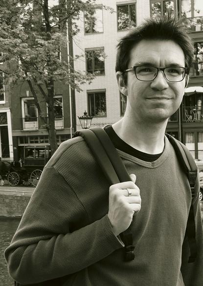 Olivier Llido, diplômé Phelma 2012