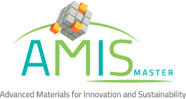 AMIS Advanced Materials for Innovation and Sustainability logo