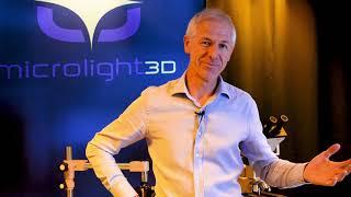 Denis BARBIER - CEO Microlight 3D et diplômé Grenoble INP-Phelma