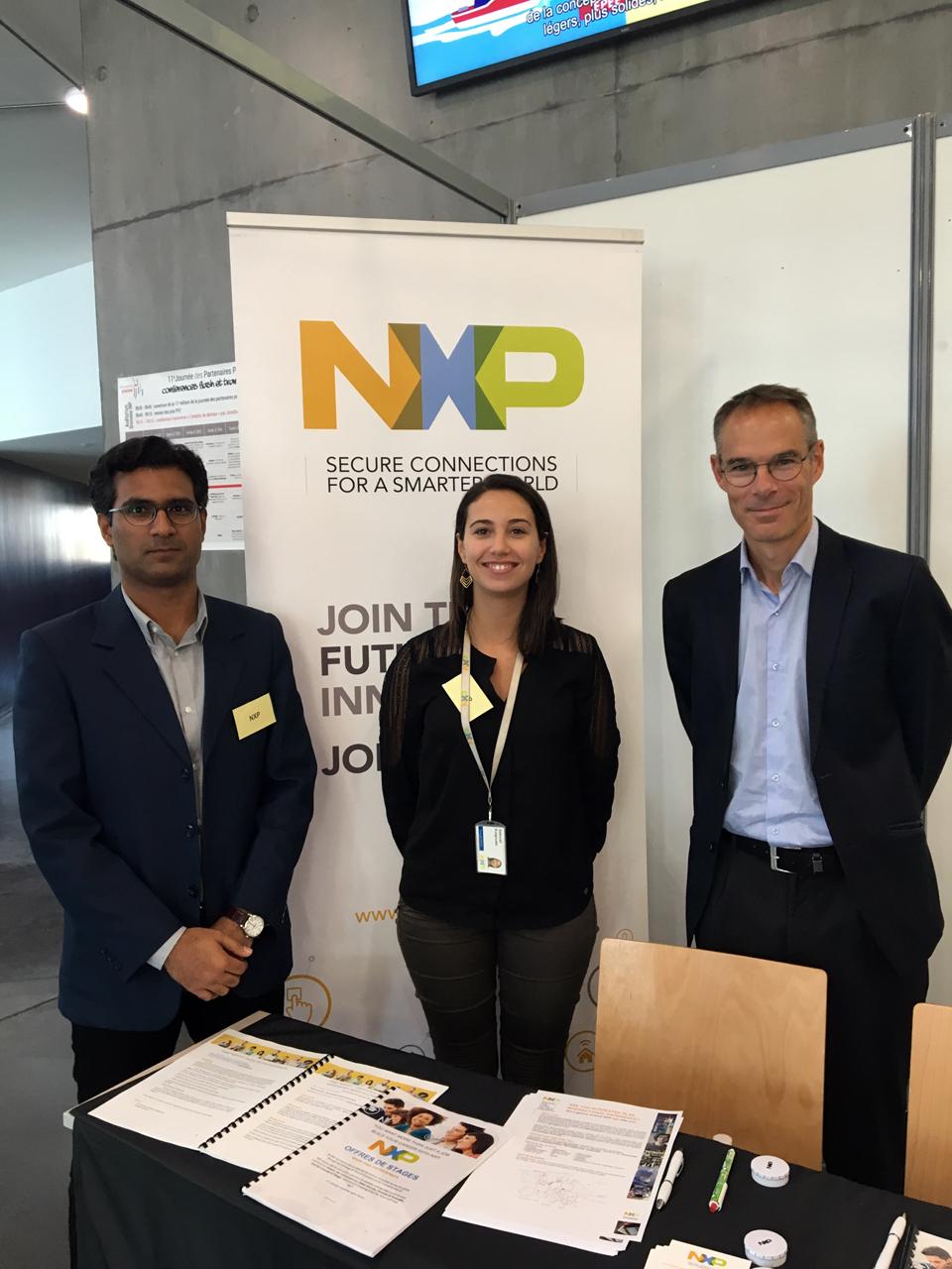 Phelma JDP 2018 - NXP