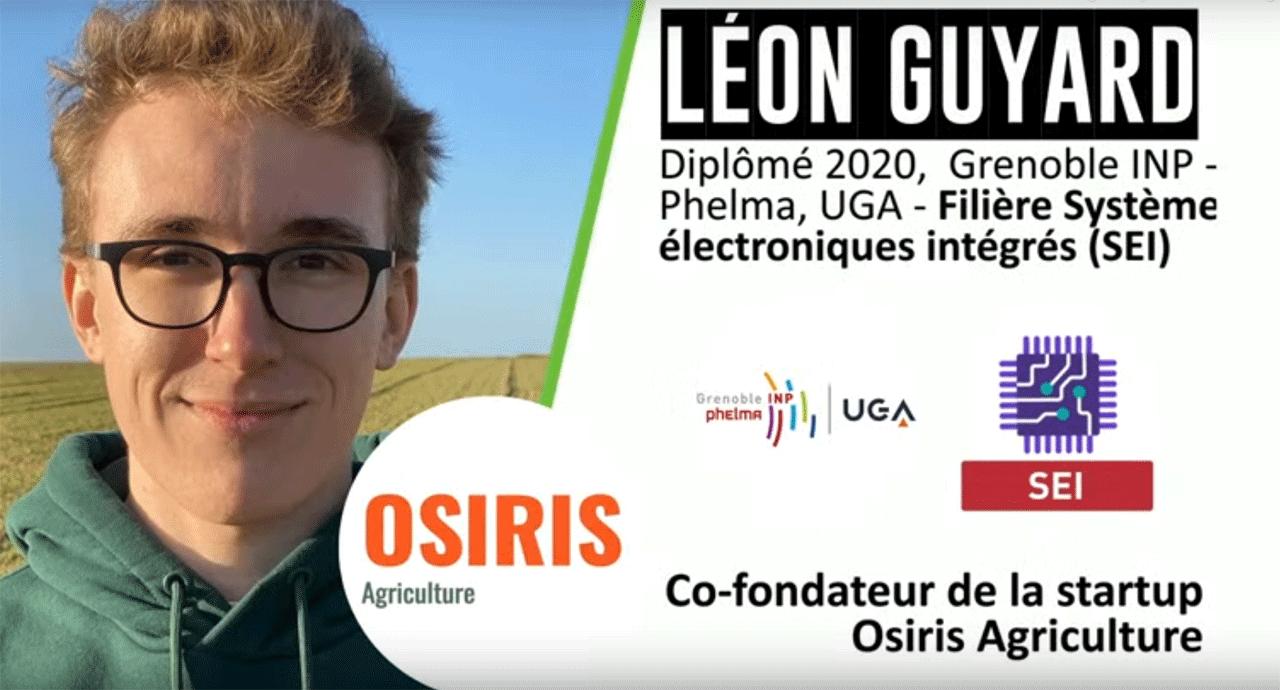 Soutenez OSIRIS Agriculture !
