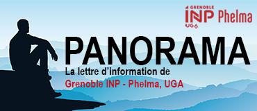 PANORAMA - La lettre d'information de Grenoble INP - Phelma
