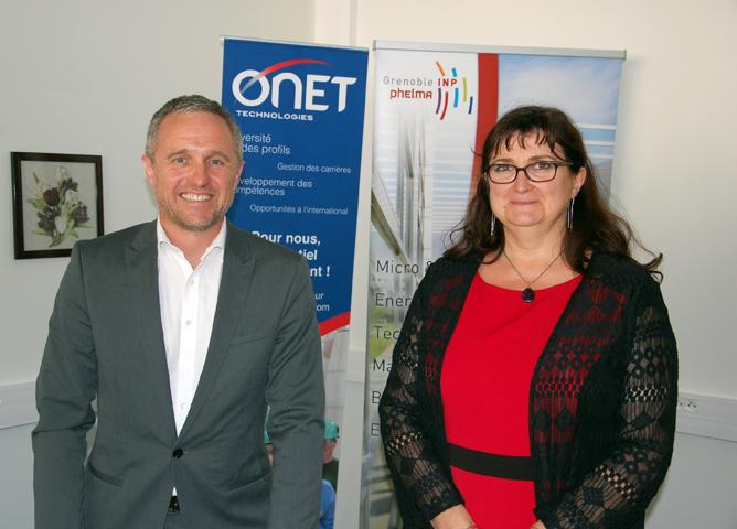 Partenariat ONET Phelma