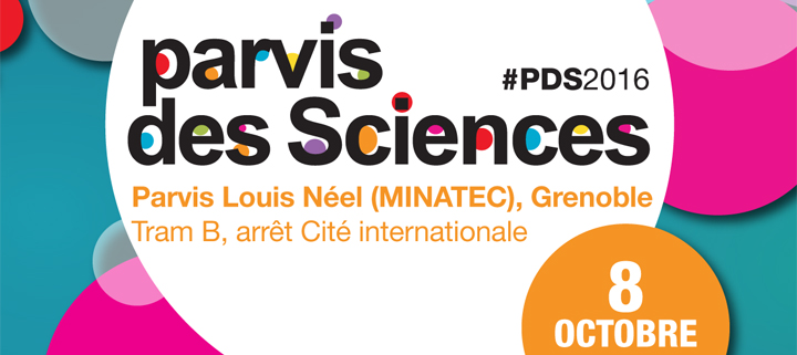 Fete de la Science - Parvis des Sciences 2016