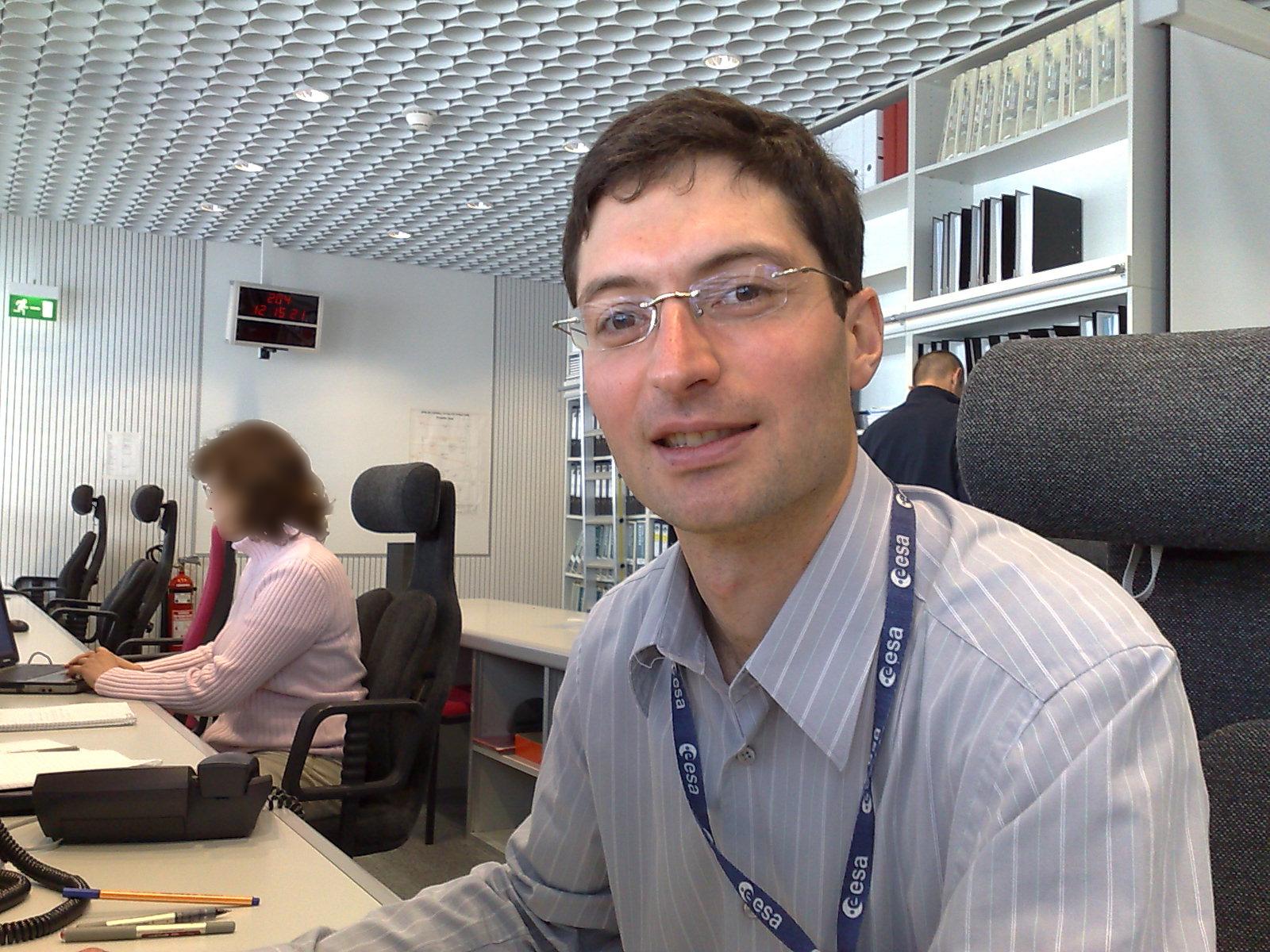 Sylvain LODIOT - diplômé 1999 - Rosetta