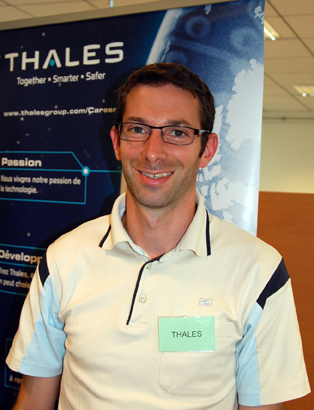 Guillaume SERS THALES