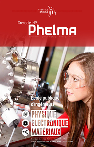 Grenoble INP - Phelma > Plaquette institutionnelle